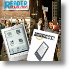 Sony Reader vs Amazon's Kindle - Battle For e-Readership!